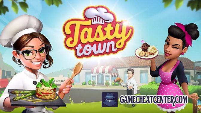 Tasty Town Cheat To Get Free Unlimited Gems