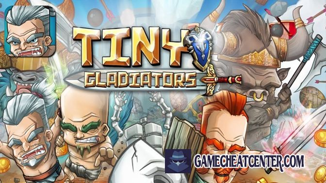 Tiny Gladiators Cheat To Get Free Unlimited Diamonds