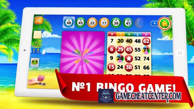Tropical Beach Bingo World Cheat To Get Free Unlimited Coins