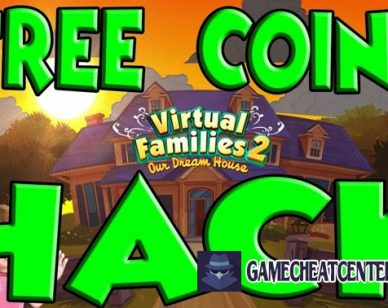 Virtual Families 2 Cheat To Get Free Unlimited Coins