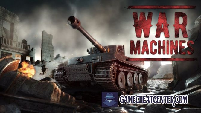 War Machines Cheat To Get Free Unlimited Diamonds