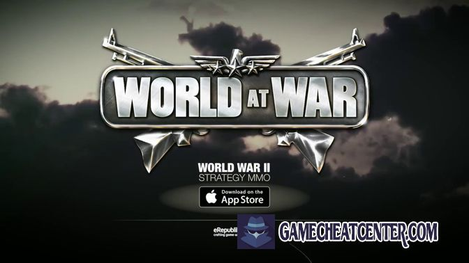 World At War Ww2 Strategy Mmo Cheat To Get Free Unlimited Gold