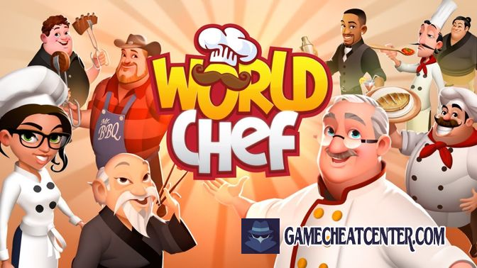 World Chef Cheat To Get Free Unlimited Gems