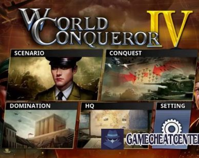 World Conqueror 4 Cheat To Get Free Unlimited Medals