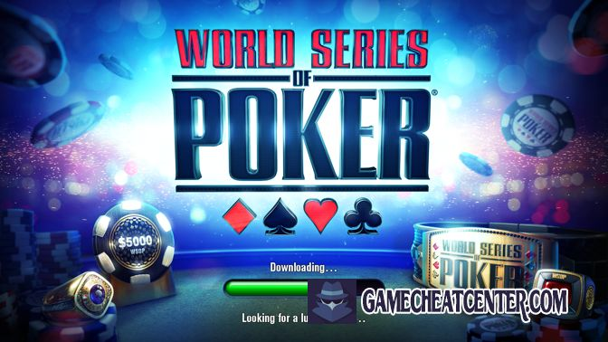 World Series Of Poker Cheat To Get Free Unlimited Chips