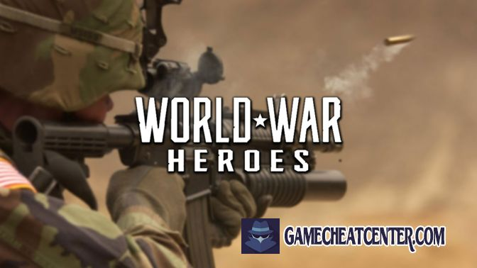 World War Heroes Cheat To Get Free Unlimited Credits