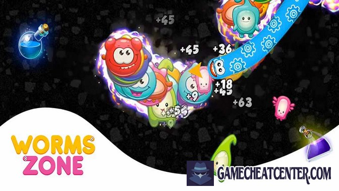 Worms Zone Voracious Snake Cheat To Get Free Unlimited Coins