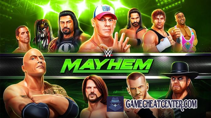 Wwe Mayhem Cheat To Get Free Unlimited Gold