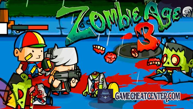 Zombie Age 3 Cheat To Get Free Unlimited Cash