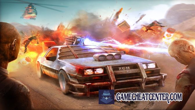 Zombie Derby 2 Cheat To Get Free Unlimited Coins