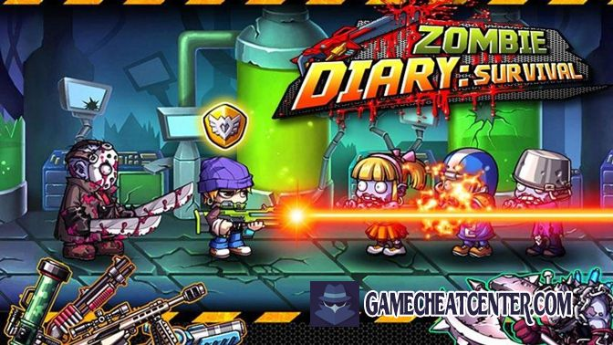 Zombie Diary Cheat To Get Free Unlimited Diamonds