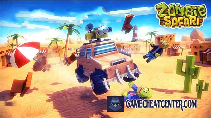 Zombie Offroad Safari Cheat To Get Free Unlimited Gems