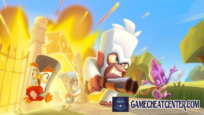 Zooba: Free-For-All Zoo Combat Battle Royale Games Cheat To Get Free Unlimited Gems