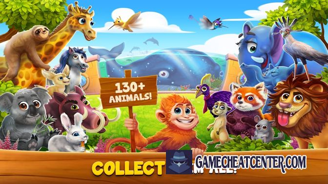 Zoocraft: Animal Family Cheat To Get Free Unlimited Money